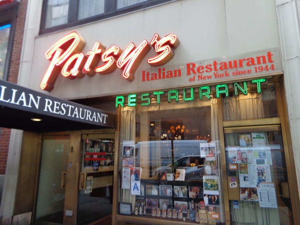 PATSY'S FRANK SINATR'S Favorite Restaurant http://www.amazon.com/Sunday