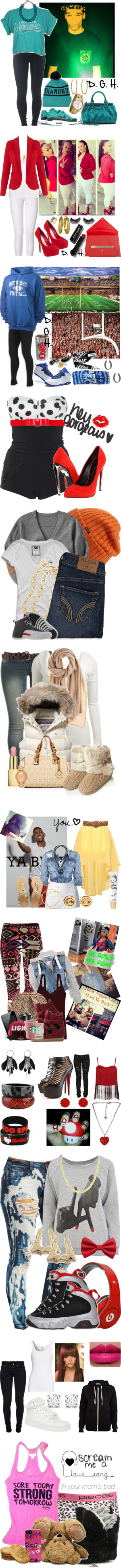 """""""swagg"""" by langstonswifeyy ❤ liked on Polyvore"""