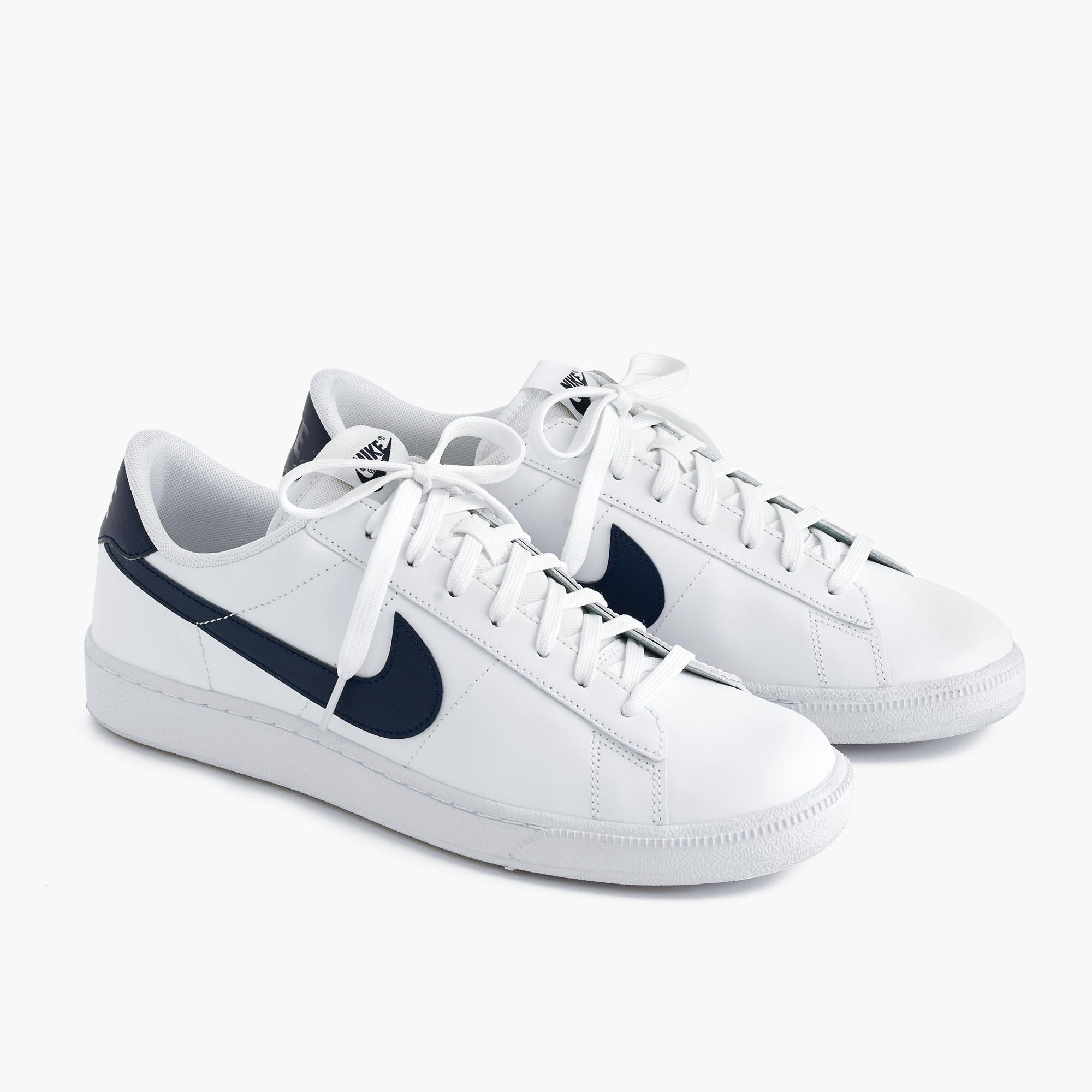 Nike Tennis Classic Sneakers In White : Men's Sneakers