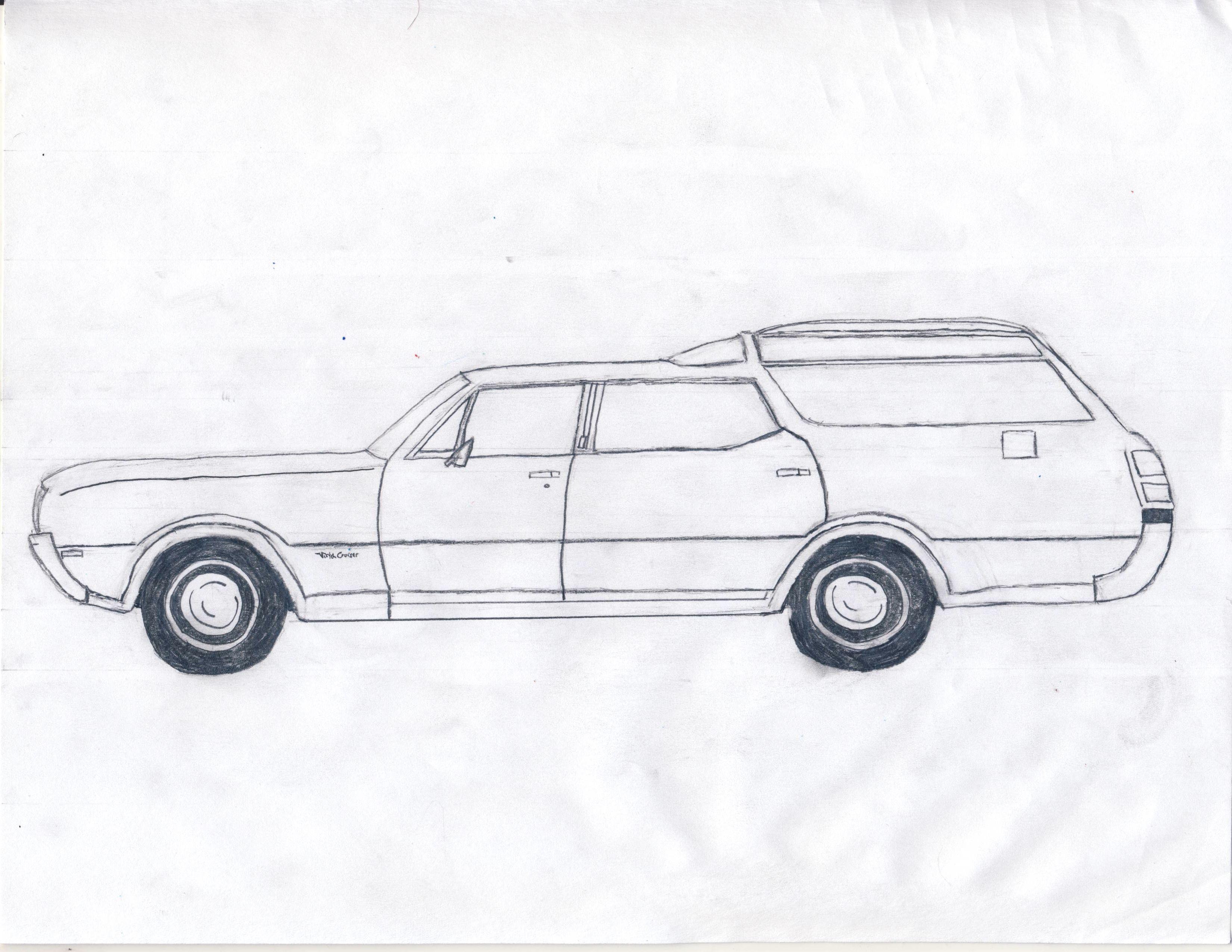 Pin By Bailey Anderson On Tatttoooos Car Silhouette Vista Cruiser 70s Cars