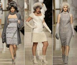 couture plus size fashion | catch the 411 on haute couture for