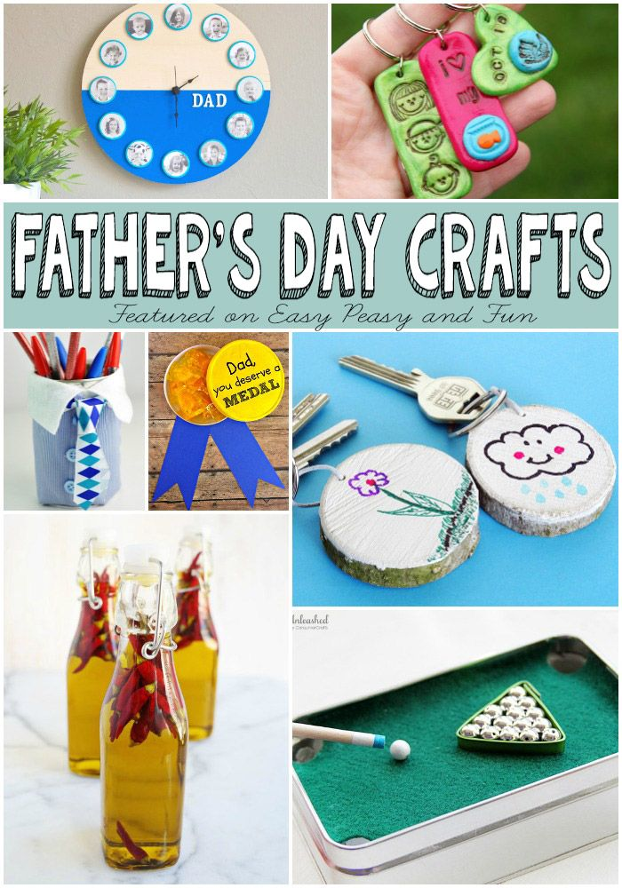 Charming Fathers Day Craft Ideas For Kids To Make Part - 6: Fathers Day Gifts Kids Can Make