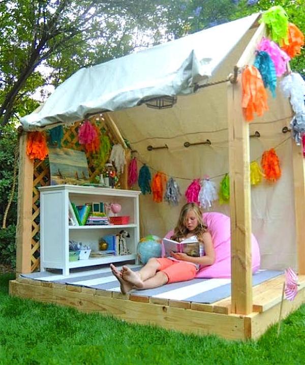 lectura juegos proyectos madera adornos espacios ludoteca rincon