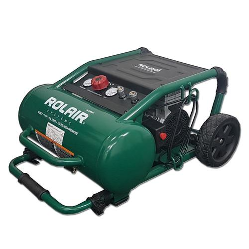 Rolair JC25WH Oil Free Ultra Quiet Air Compressor 2HP in