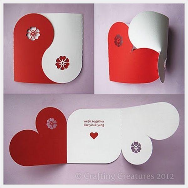 Cool Homemade Cards Ideas Easy Craft Ideas