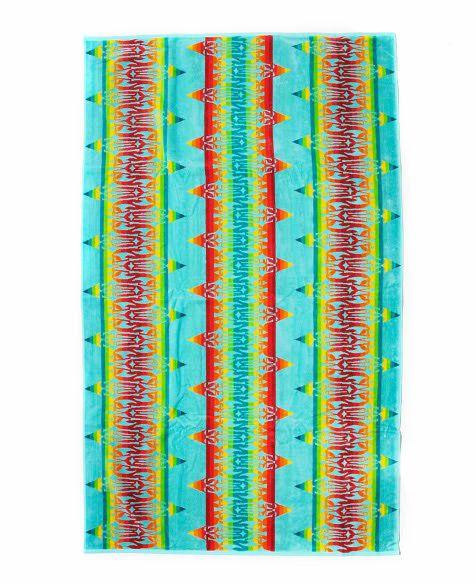 "Pendleton 'Coyoacan' 70"" x 40"" Towel Navajo, Aztec, Towel"
