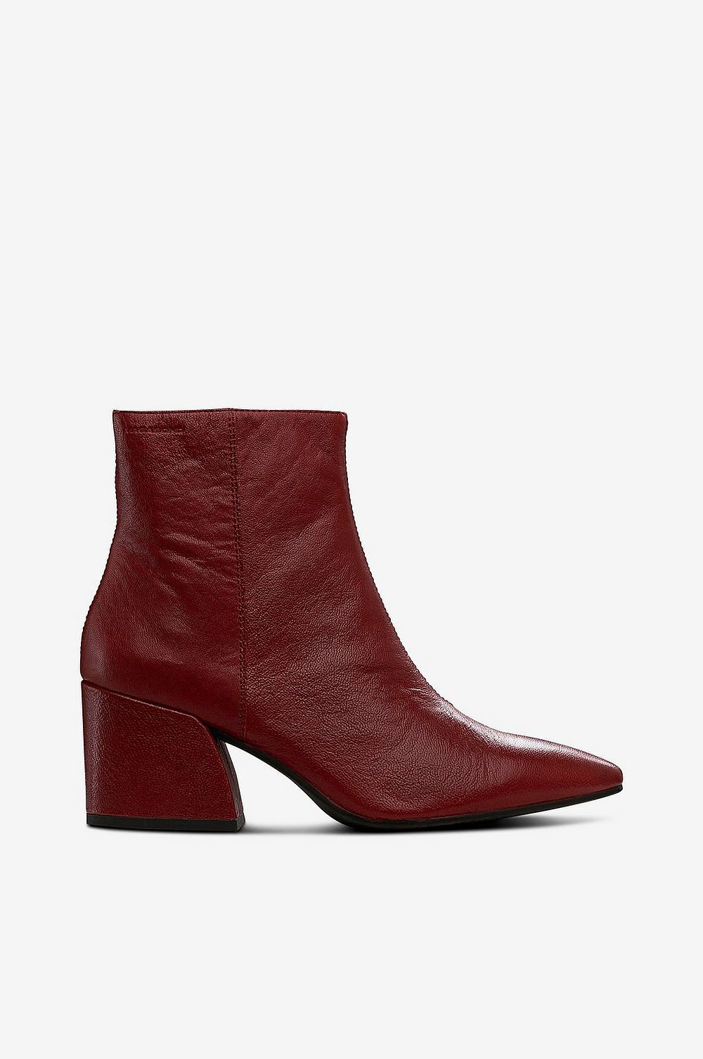 3de856ea154d Boots Olivia | Brown and red shoes | Red shoes, Boots, Shoes