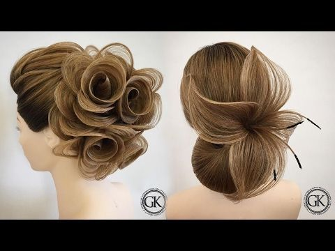 Peinados Increibles Hermosos Tutorial Compilacion Amazing And Beautiful Hairstyles 2017 Youtube Haar Styling Frisuren Lange Hochzeit Frisuren