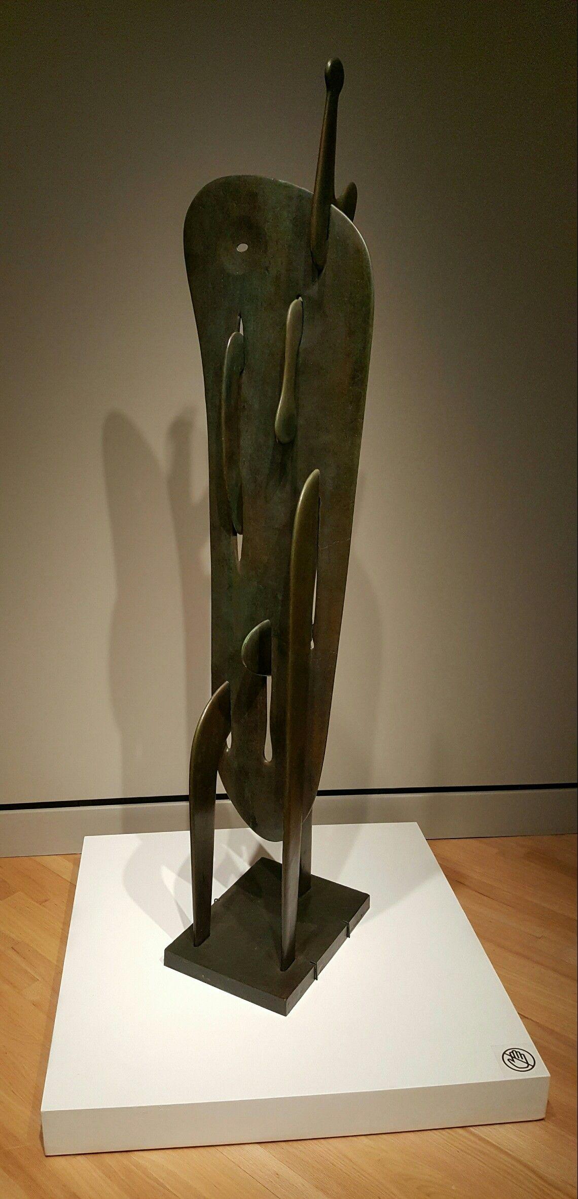 Isamu Noguchi. Gregory. Crystal Bridges Museum of Art. Photo by ...