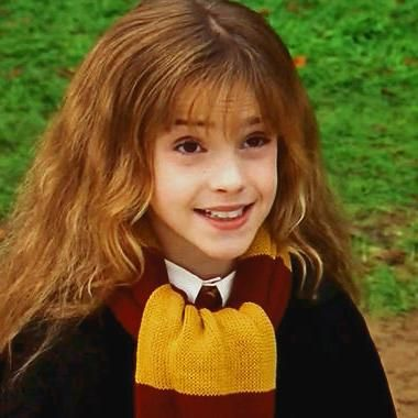 Hermione Granger 36th Birthday Harry Potter Stars Through The Years Hermione Granger Harry Potter Years Hermione