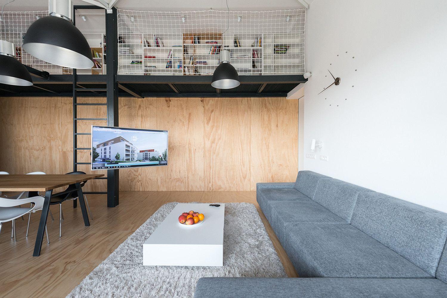 Gallery of Loft in Bratislava / RULES architects - 18 | Bratislava ...