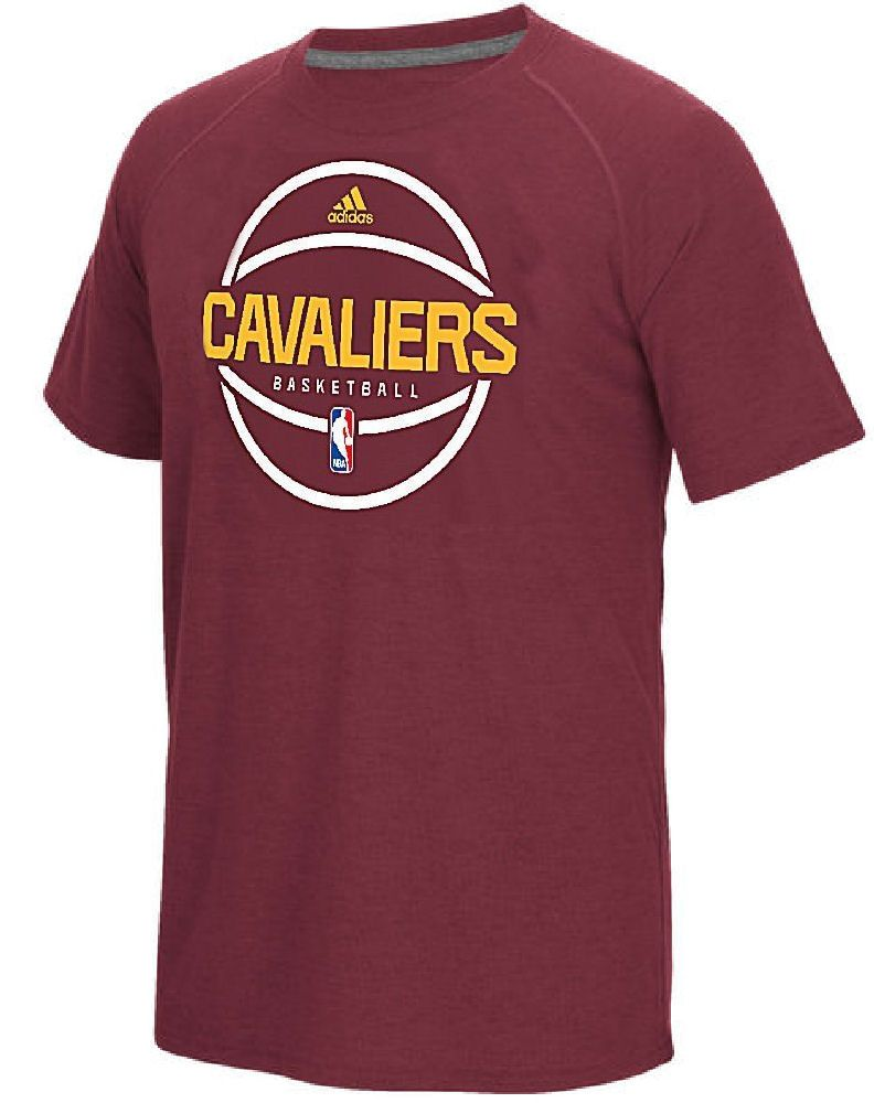 Cleveland Cavaliers Adidas Slim Fit Wine Pre Game Ultimate Synthetic Short Sleeve T Shirt 34 95 Golden State Warriors Golden State Warriors Outfit Shirts