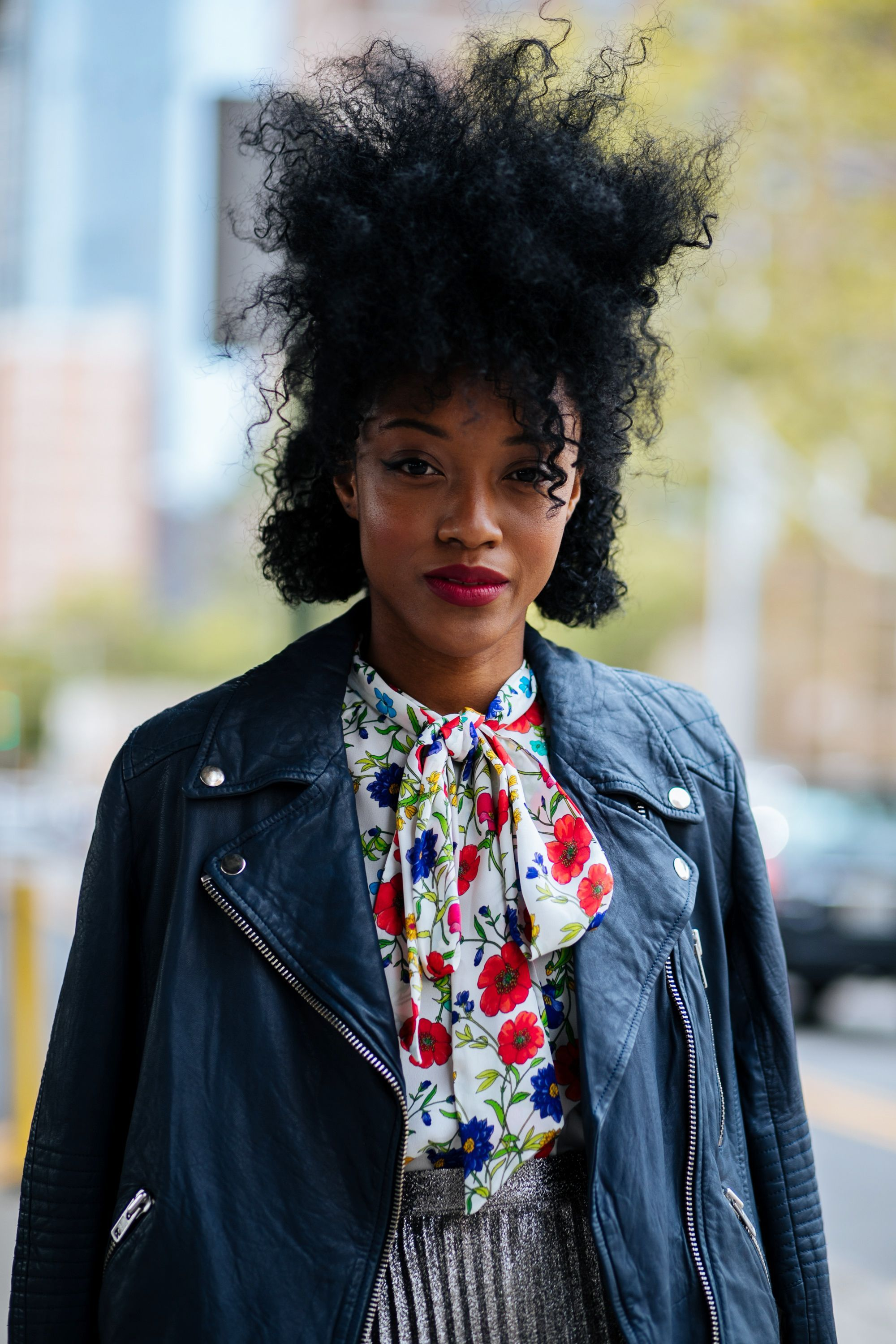 The Street Style Beauty Looks Youll Want to Borrow (or Steal)