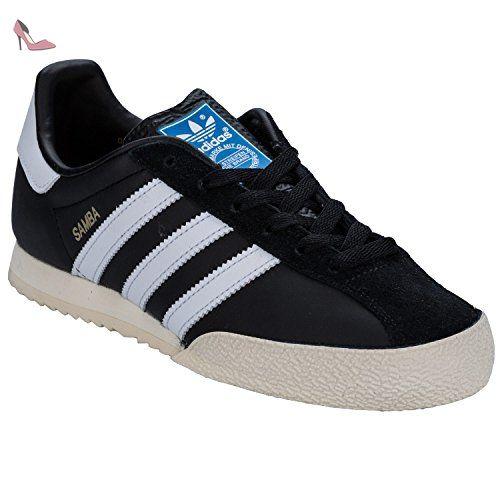 chaussures adidas basket noir pour homme