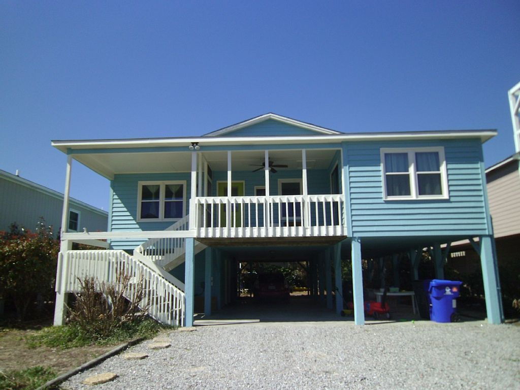 Family And Pet Friendly On the West End of Sunset Beach