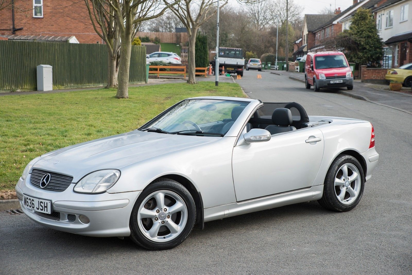 2000 W Mercedes Slk 320 Convertible Auto Just 94 000 Miles Full Service History 1 795 00