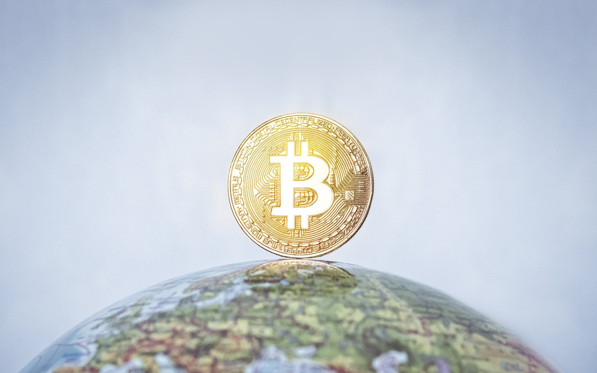 The Entire Cryptocurrency Market is Now 54 Bitcoin