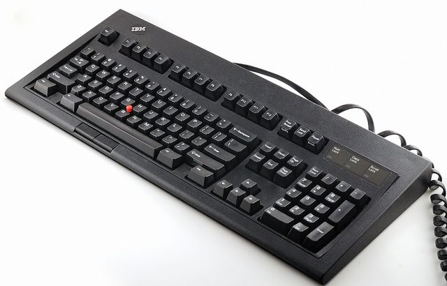 The Ibm Model M Keyboard Ibm Computer