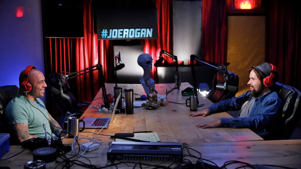 Podcast Studio Joe Rogan Google Search