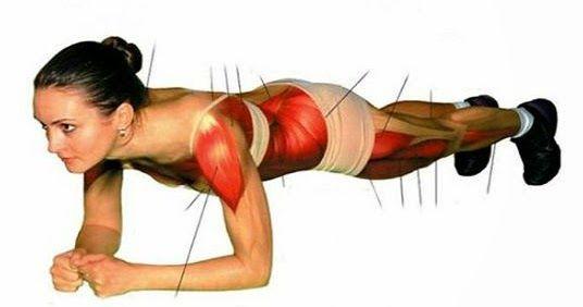 Increíble, con Un Solo Ejercicio Trabajas Todos los Músculos y Bajas de Peso Rapidísimo