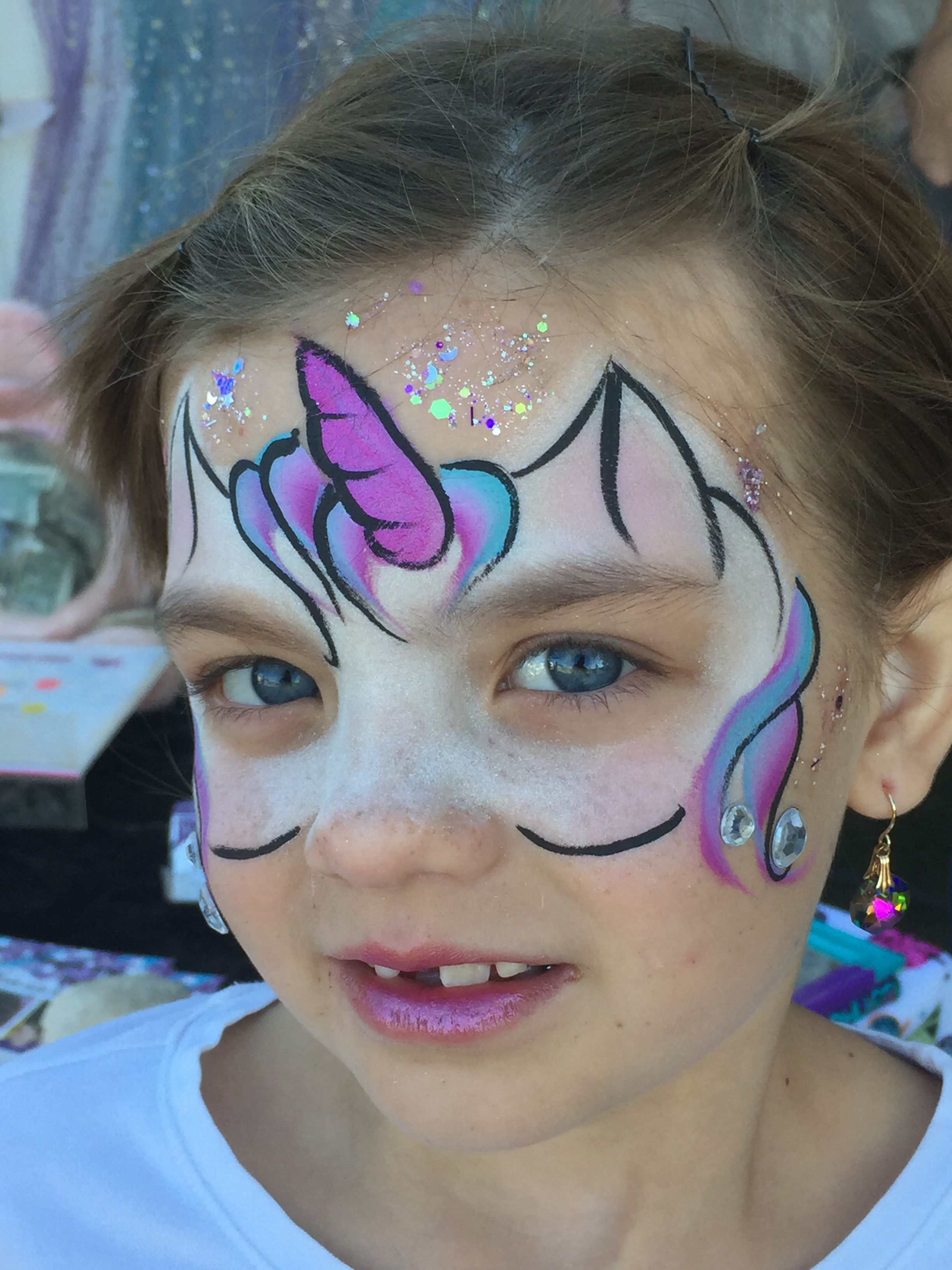 Pin By Pamela Sundlie On Magic Wand Face Painting Face