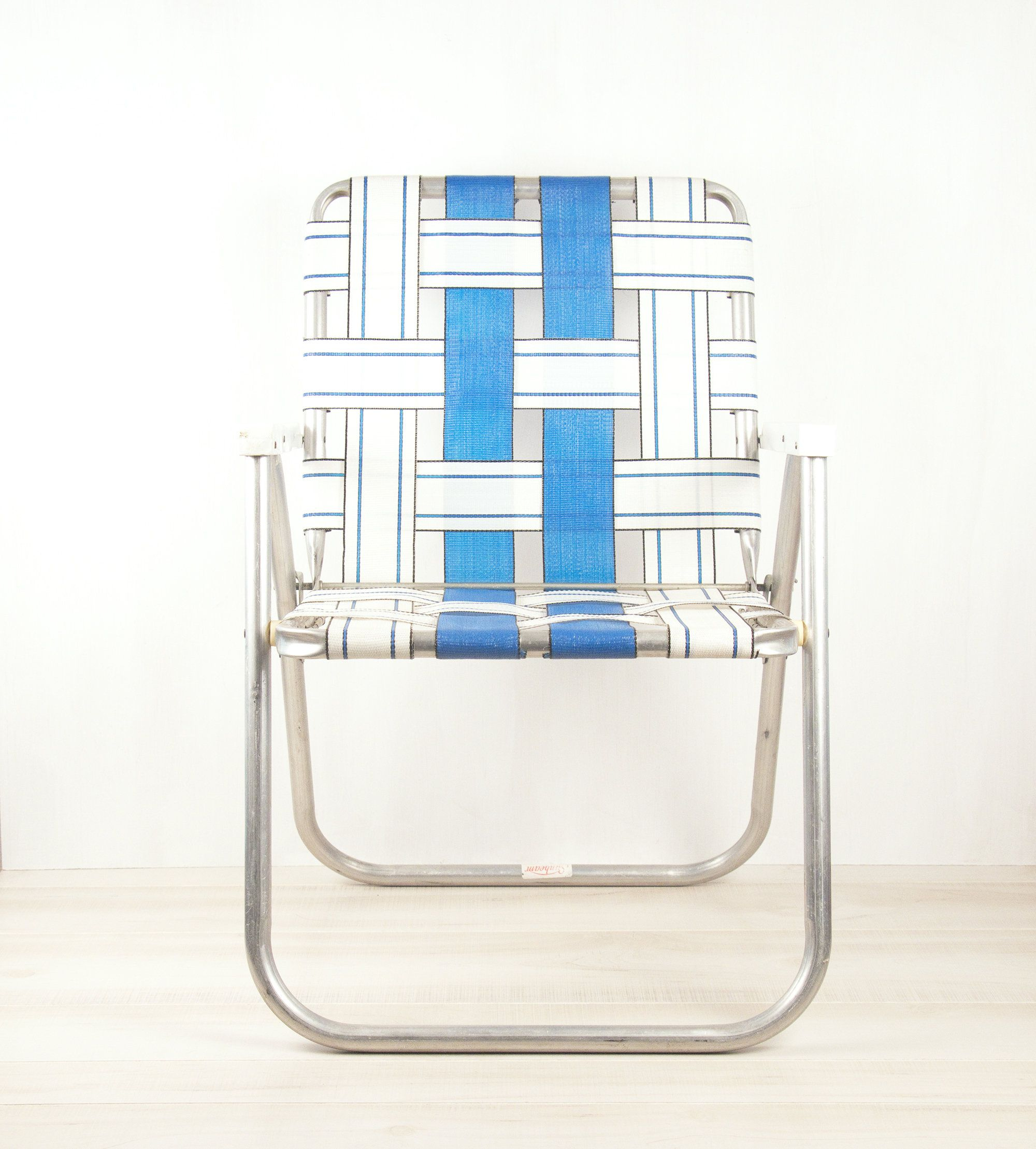 Marvelous Aluminum Webbed Folding Lawn Chair Blue Pink Green Caraccident5 Cool Chair Designs And Ideas Caraccident5Info
