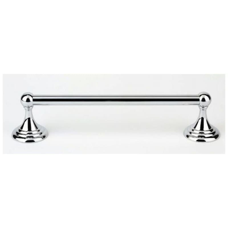 Alno A9020 12 Embassy Series 12 Inch Wide Towel Bar Polished Chrome Bathroom Hardware Towel Bar In 2020 Bathroom Hardware Polished Chrome Chrome