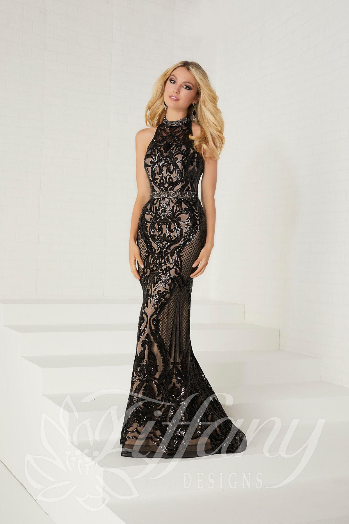 Looks We Love Tiffany 16263 - International Prom Association Dresses ...