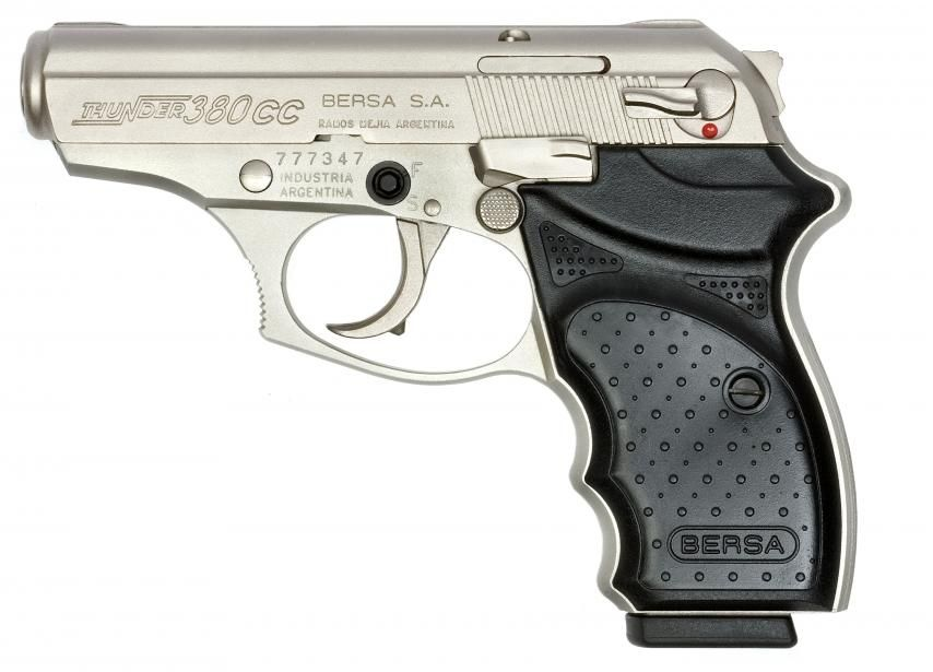 """Bersa Thunder 380 Concealed Carry .380 ACP 3.25"""" barrel 8 Rnds - $289.07"""