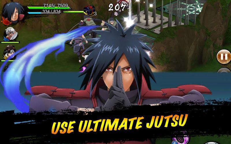 Naruto X Boruto Ninja Voltage Apk Download Free For Android In
