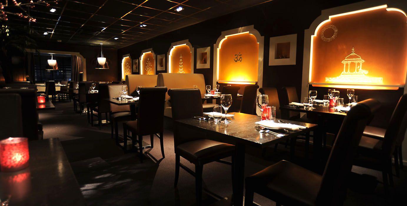 Indian restaurants interior design mayur indian food korte leidsedwarsstraat  amsterdam
