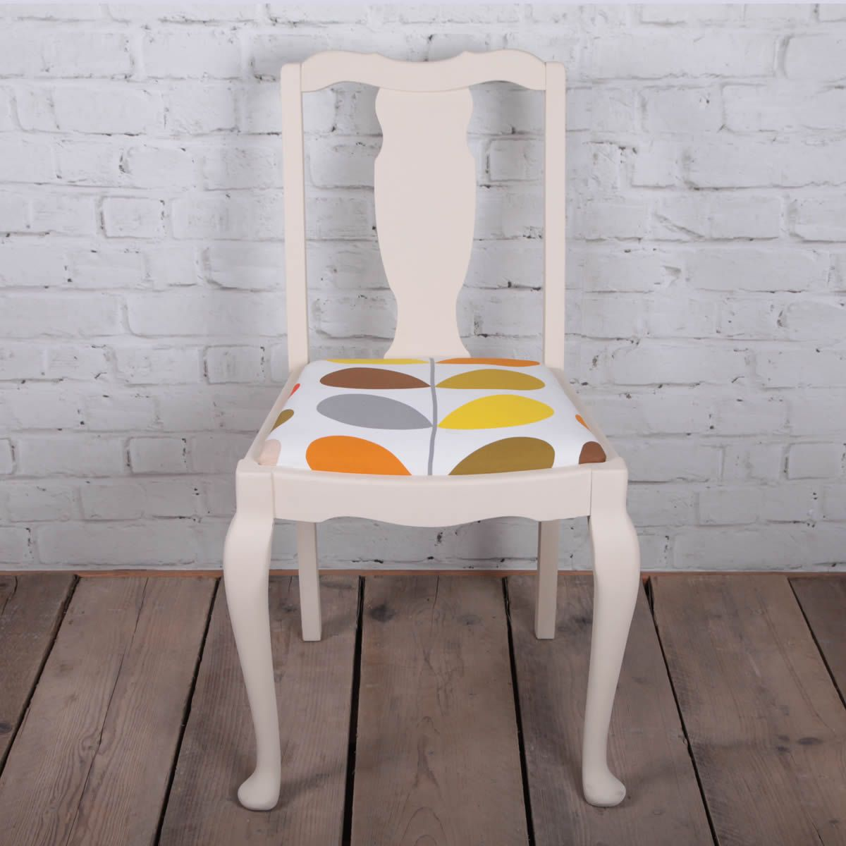 This Is An Original Ercol Dining Chair That Has Been Hand Painted Simple Second Hand Ercol Dining Room Furniture Inspiration Design