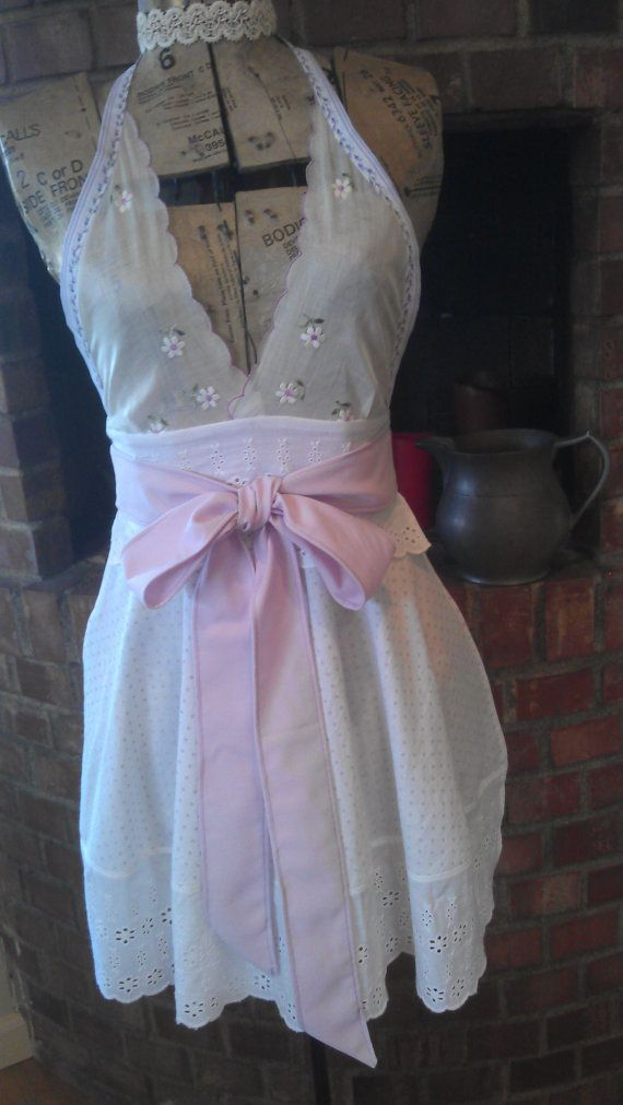 Free Easter shipping.  Halter style lavender by ReDezinedbyReBecca, $40.00