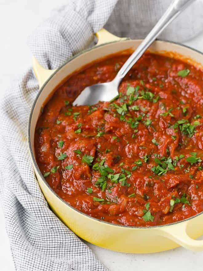 Photo of Homemade Spaghetti Sauce
