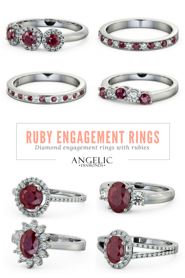 Ruby valentineus day gifts pinterest wedding engagement