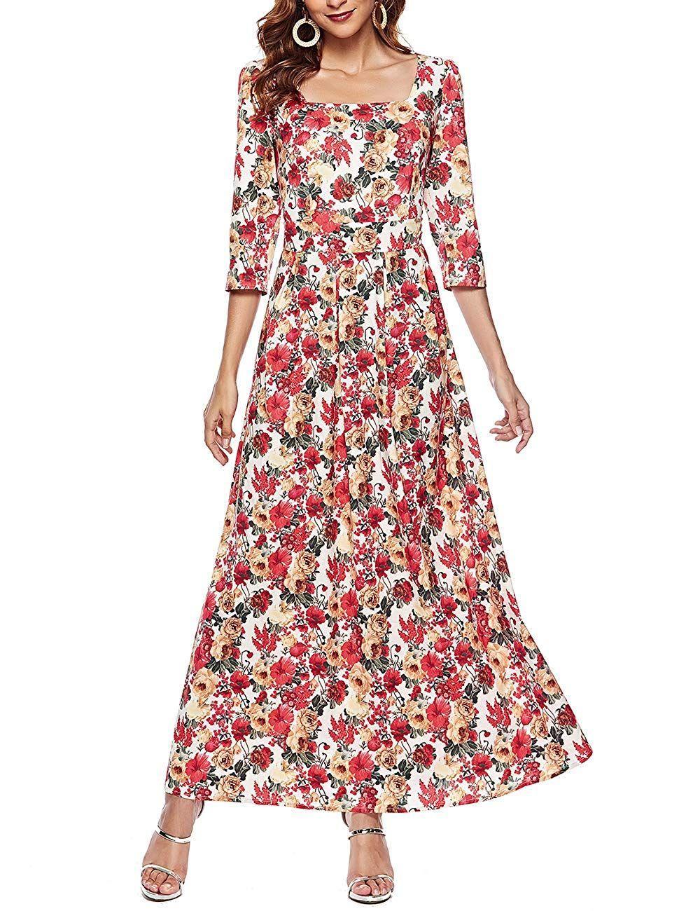 Simple Flavor Womens Sleeveless Floral Maxi Dress Casual Summer Long Dress At Amazon Women S Clothing S Long Dress Casual Summer Long Summer Dresses Maxi Dress [ 1300 x 1000 Pixel ]