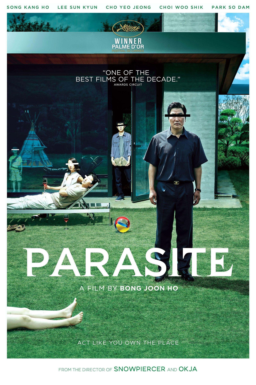 Parasite 2019 In 2020