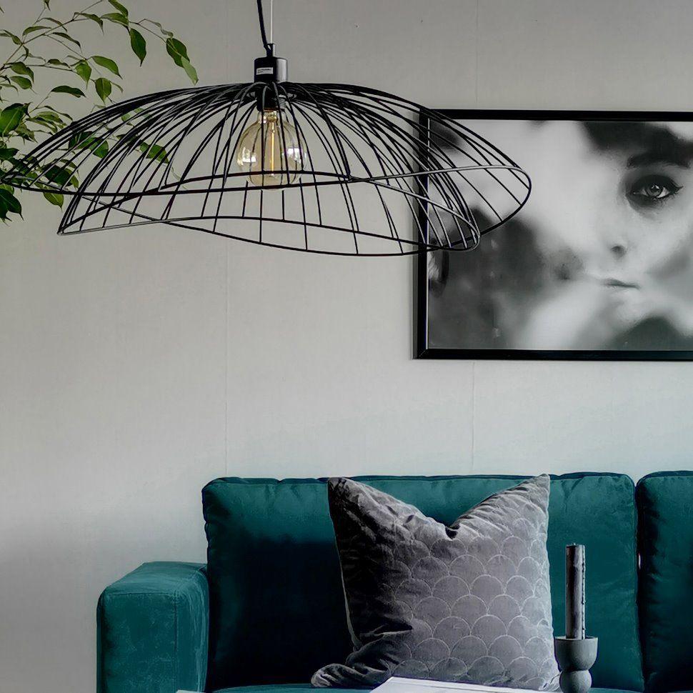 Ray taklampa Ø 70 cm | Inreda vardagsrum, Vardagsrum