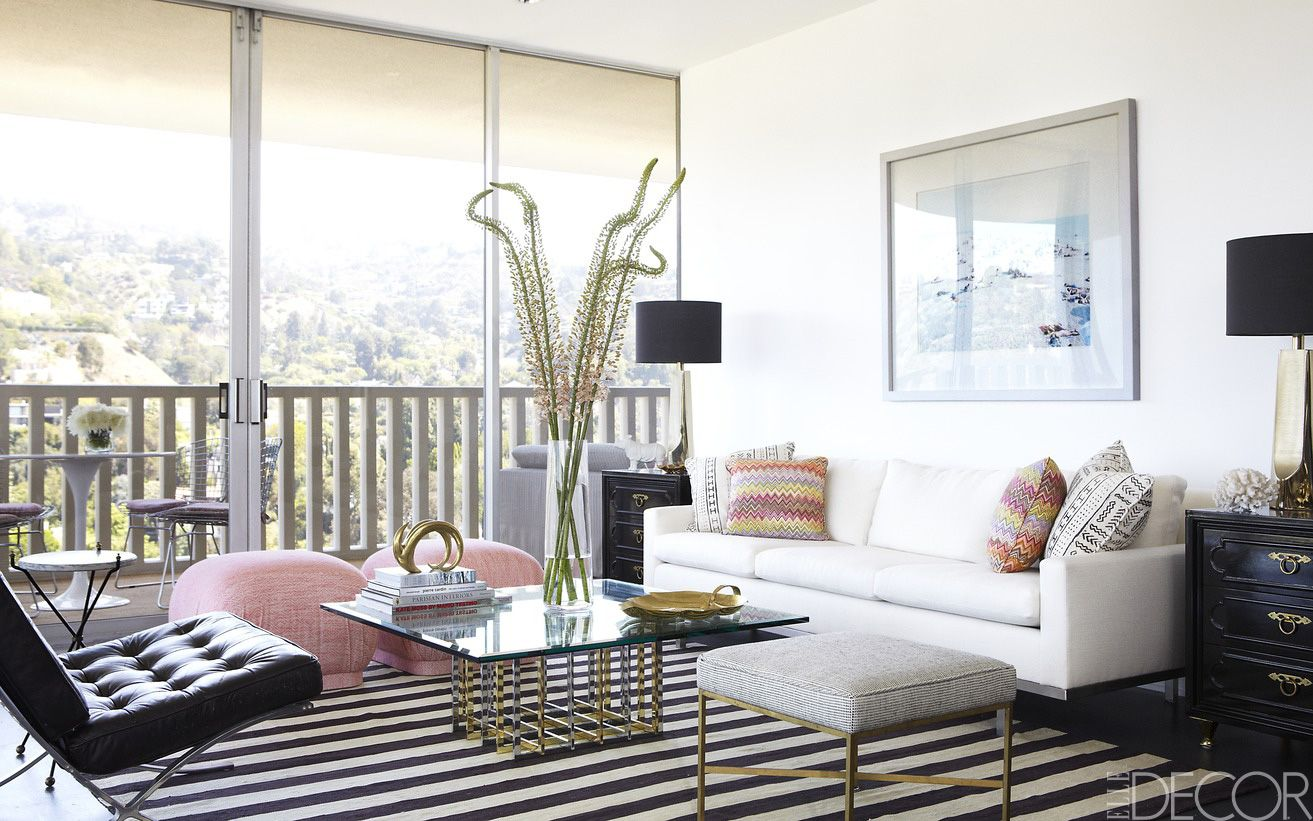 House Tour: A Sweet West Hollywood Retreat   Mid century ...