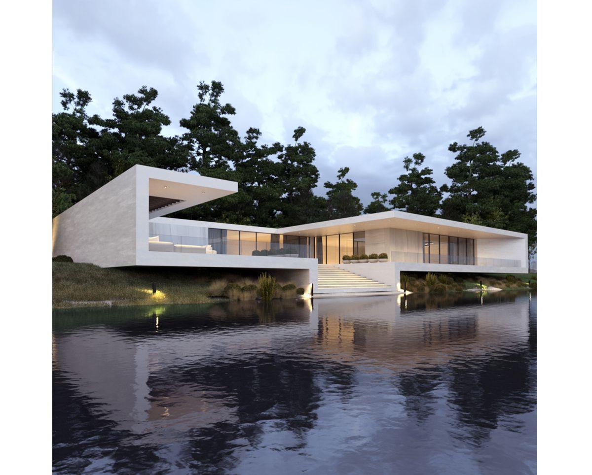 modern project house/87 on Behance | Marina | Pinterest ...