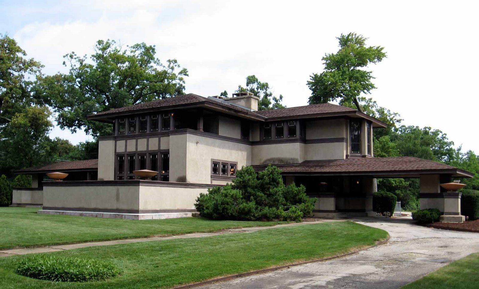 the 1901 ward willets house in highland park widely regarded as