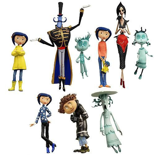Coraline Gerilen Chronicles Of A Young Wife Coraline Movie Coraline Characters Coraline