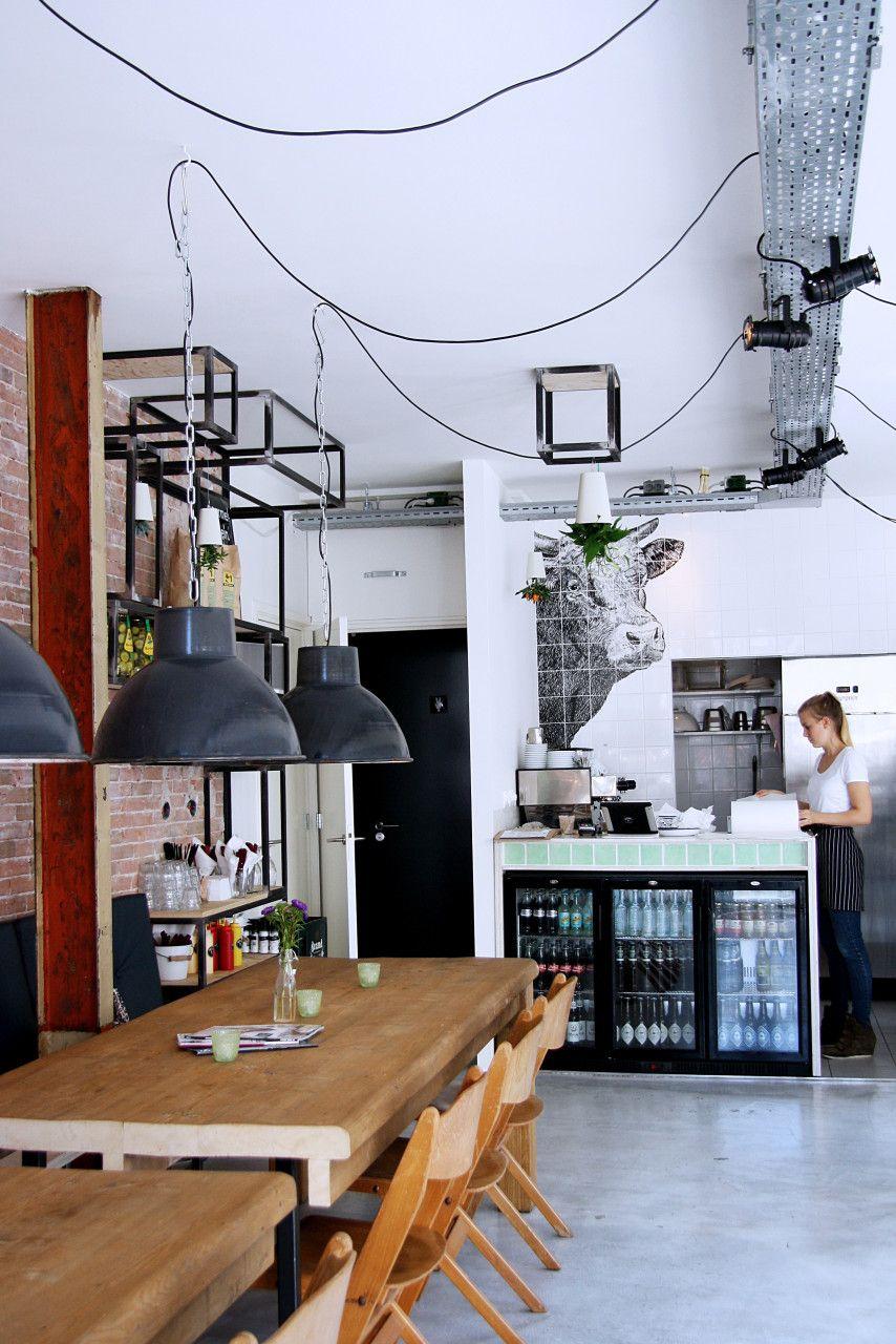 Geflipt Burgers in Amsterdam by ROOS Interior Design   Innsides ...