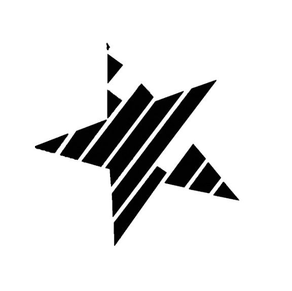 Affinity Star (Black)