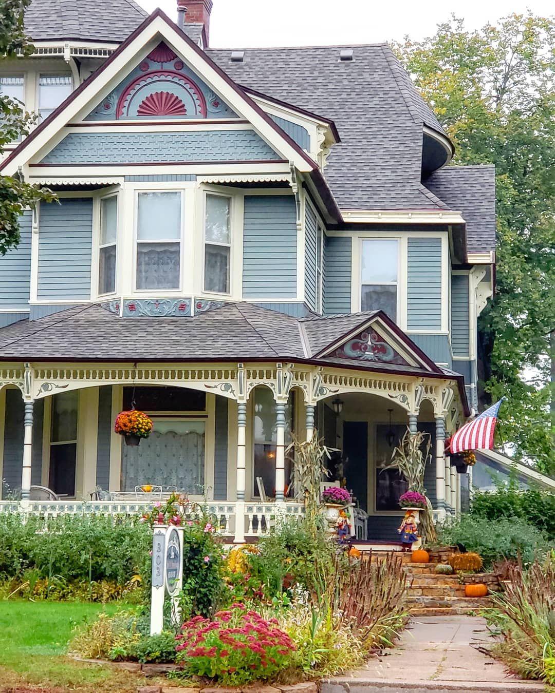 Victorian Homes, Home Porch