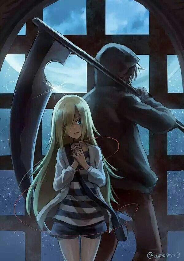 Photo of [Арты] Ангел кровопролития (Angel of Death)   Аниме Amino Amino