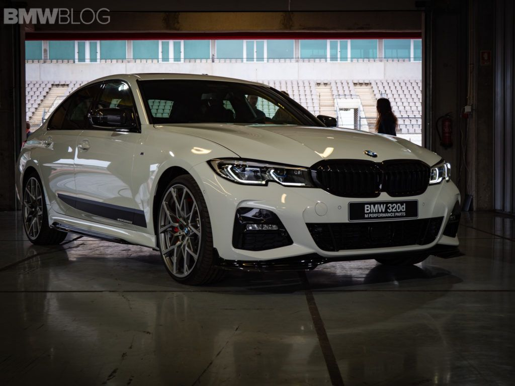 Image Of Bmw G20 3 Series M Performance Parts 2019 1 830x623