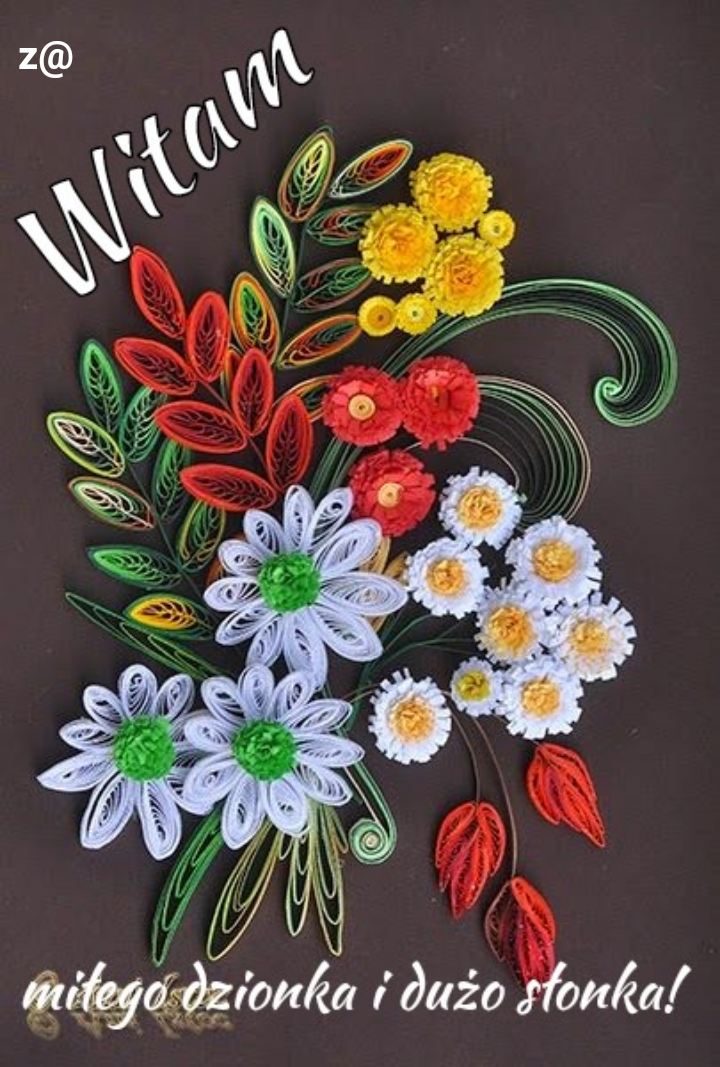 Pin By Ewa Nowak On Witam Quilling Techniques Quilling Patterns Quilling Designs