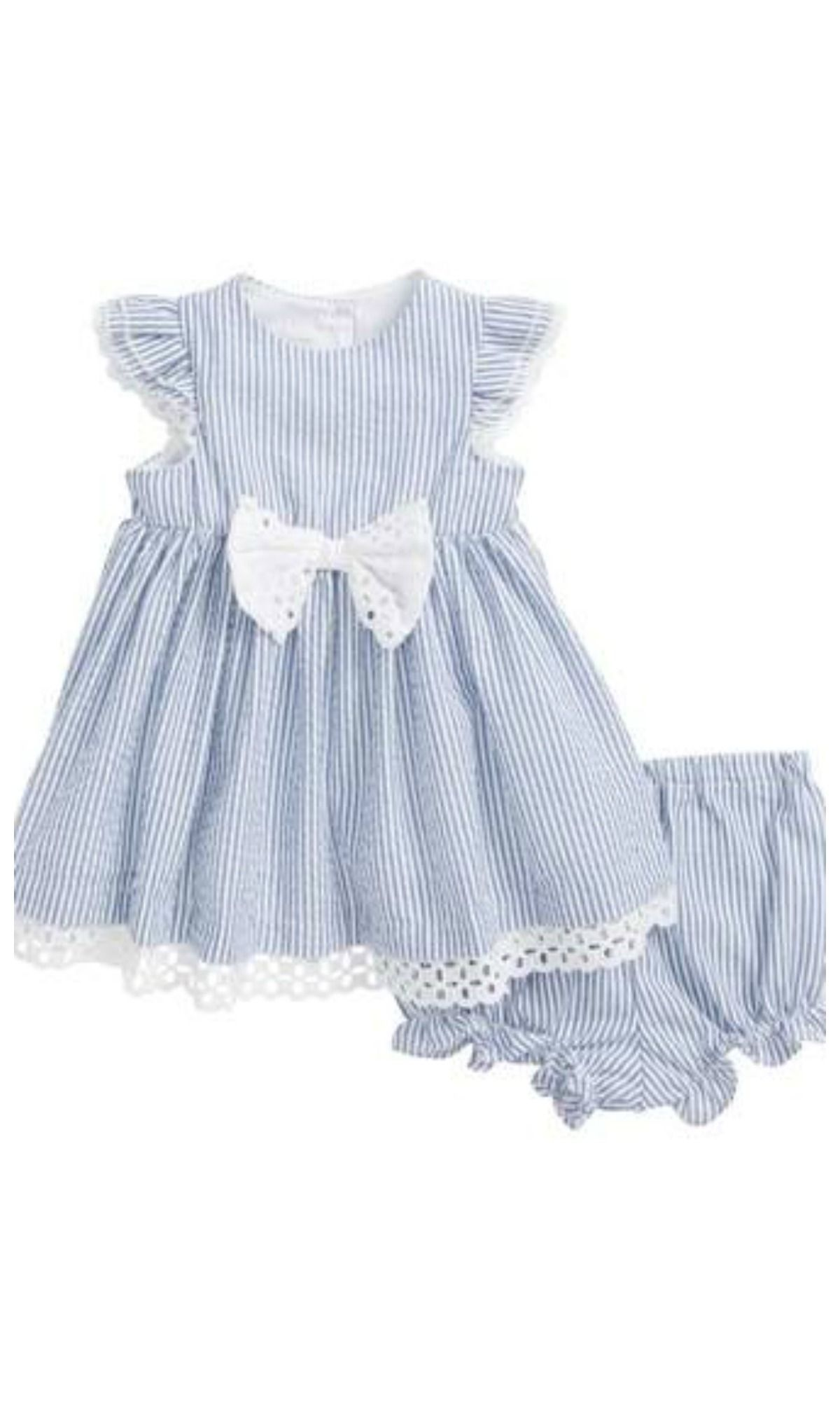 Girl Baby adorable petti ruffle dresses assortment