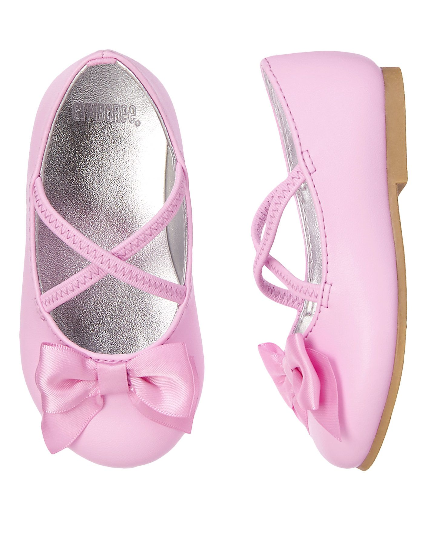 856bfed71891 Ballet Flats at Gymboree Toddler Girl Shoes